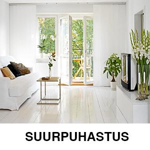 SUURPUHASTUS