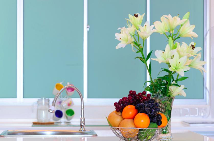 kodu koristamine, kodu koristus, ökoloogiline koristus, ökokoristus