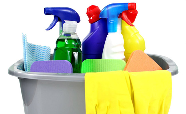 Ohtlikud kemikaalid koristamises